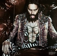Jared Leto - Thirty Seconds To Mars