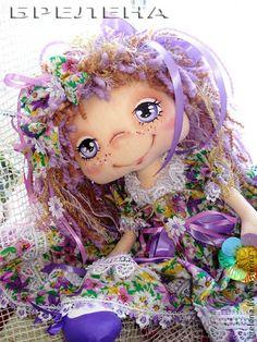 Текстильная кукла Цветик-Семицветик - сиреневый,интерьерная кукла,подарок маме Softies, Beautiful Dolls, Doll Toys, Art Dolls, Doll Clothes, Projects To Try, Textiles, Disney Princess, Disney Characters
