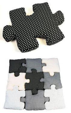 Coussins de sol Puzzle