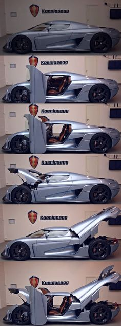 Koenigsegg Regera Autoskin. The idea of the Koenigsegg Autoskin function came about when ...