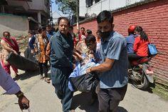 Le Népal secoué par un nouveau puissant séisme