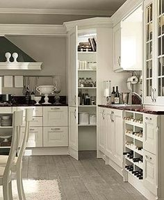 Ideas For Painted Kitchen Cabinets - CHECK THE PICTURE for Various Kitchen Ideas. 57726739 #cabinets #kitchenstorage