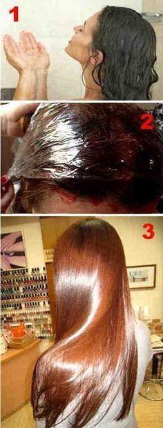 La mejor mascarilla para el cabello dañado #mascarilla #DIY #pelo