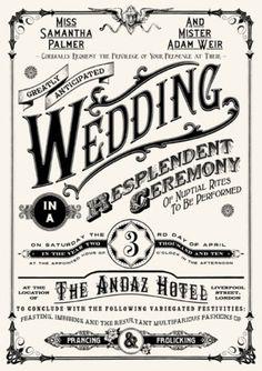 Unique invite http://www.weddingomania.com/20-unique-wedding-invitations-to-inspire/
