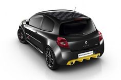 2013 Renault Clio RS Red Bull Racing-rear picture