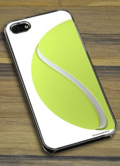 Protect your serve AND your phone with this tennis inspired phone case! Makes an awesome tennis gift!