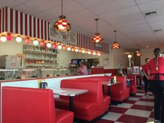 Big Scoop Sundae Palace Stop in for a green river soda, a brown cow or a banana split at this old fashion ice cream parlor.