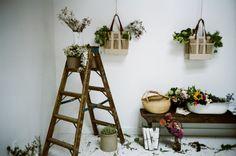 Kinfolk Flower Potluck, photo Parker Fitzgerald with Erba Floral Studio