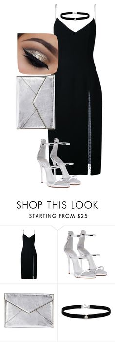 """""""party"""" by explorer-14858615073 on Polyvore featuring мода, Christopher Esber, Giuseppe Zanotti, Rebecca Minkoff и Amanda Rose Collection"""