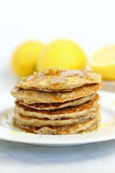 Chia Seed Lemon Panc