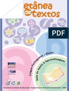 Sequencia de Atividades Dona Aranha Portuguese Words, Professor, Education, Reading, Sight Word Activities, Letter Activities, Teaching Reading, Cursive Alphabet, School Agenda