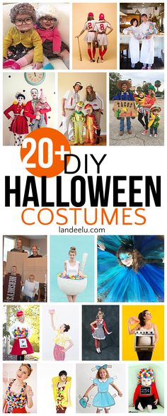 20+ DIY Halloween Co