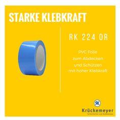 RK 224 QR - PVC Folie zum Abdecken #Krueckemeyer #Klebeband #Kleben #Adhesive #Tape #Abkleben