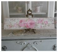 Roses 20 Cents Sign - FREE USA SHIPPING