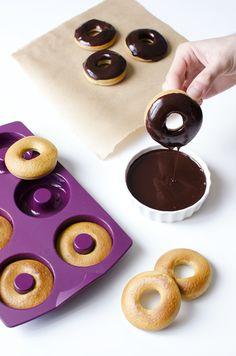 Hoops au chocolat façon Tupperware