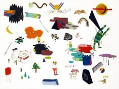 David Mendez Alonso Print 3 by David Mendez Alonso on Little Paper Planes $35