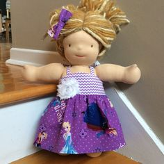 Frozen Dolls, Bitty Baby, Bow Hair Clips, Waldorf Dolls, Doll Shoes, Girl Gifts, Girl Dolls, American Girl, Doll Clothes