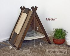 Items similar to Eco cat house with scratcher and hammock, Comfortable pet bed witch tent, Kitti pillow, Small dog place on Etsy - cat furniture Cat Tent, Cat Hammock, Pet Beds, Dog Bed, Diy Cat Tree, Cat Shelves, Pipe Shelves, Pet Furniture, Furniture Vintage