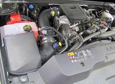 2011 & 2012 Chevy/GMC Duramax Diesel Pickup Trucks Gain Huge Power with K & N Air Intake