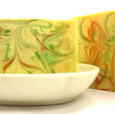 Honeysuckle Scented Soap Handcrafted Luxury Bath Bar with Cocoa Butter