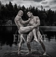 Photo © FRANZ FLEISSNER https://www.facebook.com/pages/Franz-Fleissner-Photography/325479867497608 # FINE ART BOOKS PRINTS, hot Swedish guy bodybuilder male fitness model six pack abs muscle