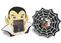 Spooky Vampire Frame Set - kids love seeing themselves in these!