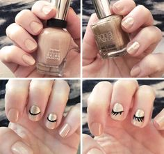 29 DIY Nail Tutorials You Need To Try This Spring