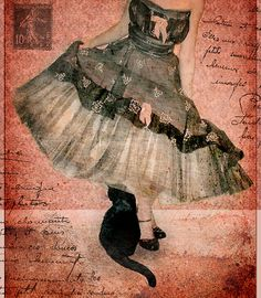 """""""Women and cats will do as they please, and men and dogs should relax and get used to the idea."""" Robert A. Heinlein"""