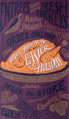 Whole Foods Holiday by Jon Contino