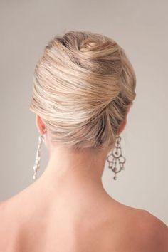 18 elegante schauende Mutter der Braut Frisuren