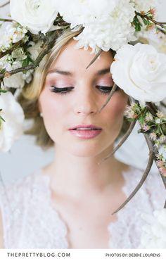 A Blossoming Tea Party Tea Party Bridal Shower, Wedding Makeup, Pretty, Blog, Fashion, Wedding Make Up, Moda, Fashion Styles, Blogging