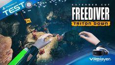 Test freediver triton down une bonne surprise sur playstation vr ! remnant from the ashes standard edition playstation 4 Playstation, Image 3d, C'est Bon, Underwater