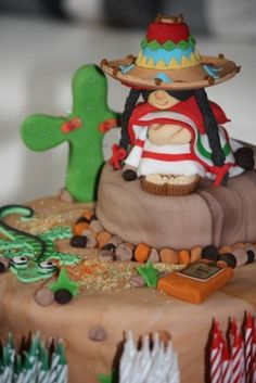 Mexican Desert Party !