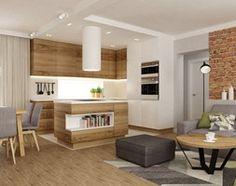 Aranżacje wnętrz - Jadalnia: dom ok 100m2 metamorfoza - Mała otwarta jadalnia w kuchni w salonie, styl nowoczesny - Grafika i Projekt architektura wnętrz. Przeglądaj, dodawaj i zapisuj najlepsze zdjęcia, pomysły i inspiracje designerskie. W bazie mamy już prawie milion fotografii!