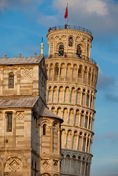 Pisa, Italy - Click image to find more Travel Pinterest pins