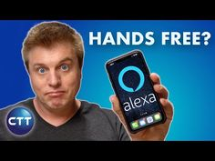 HANDS FREE ALEXA on iPhone and Android Alexa App - YouTube