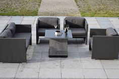 Outdoor Furniture Sets, Outdoor Decor, Elegant, Modern, History, Home Decor, Environment, Ad Home, Classy