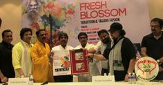 A unique amalgamation of classical music with Rabindrasangeet is the base of the recently released album Fresh Blossom.