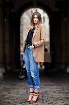 FASHION WINTER RECIPE ( 3 ^ parte )  boyfriend jeans www.theshadeoffashion.blogspot.it