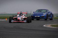 Autocar pits Porsche 911 Turbo S against Formula 4 racer - Autoblog