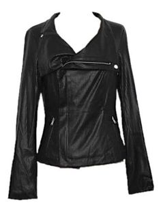 Faux leather moto jacket from Brand and Label new on #NYLONshop