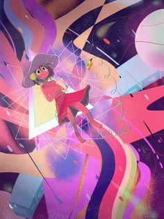 Talk less, Smile more, Adivinen quien se vio The midnight Gospel y. Cartoon Shows, Cartoon Art, Might Night, Fanart, Animation, True Art, Video Game Art, Cute Wallpapers, Adventure Time