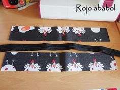 costura, manualidades y muchas ideas Apron, Belt, Accessories, Pencil Cases, Sew Tote Bags, Fabric Purses, Aprons, Hanging Storage, Backpack Pattern