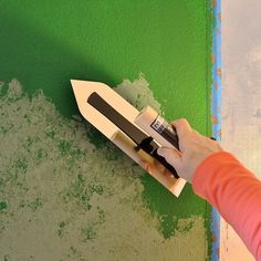 Using Metallic Plaster for a Beautiful 2-Step Wall Finish   Modern Masters