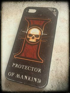 Check out Warhammer 40000 iPhone back cover on warhammerstore