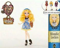 Enchanted Picnic, Blondie**