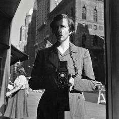 Secret selfies in the 1950s: Vivian Maier's photography – in pictures By Mee-Lai Stone on July 15, 2014