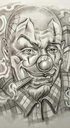 Cholo Tattoo, Chicano Art Tattoos, Chicano Drawings, Arte Cholo, Cholo Art, Gangster Drawings, Mexican Skull Tattoos, Arte Dark Souls, Prison Art