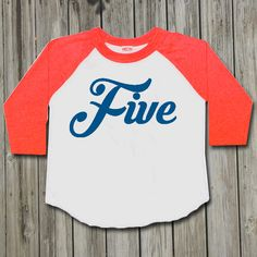 5 year old birthday shirt. 5th birthday shirt. Boys Fifth birthday. 5 year old boy. Kids clothes. Five shirt. Kids clothing. 6t. Childrens by PressThreads on Etsy https://www.etsy.com/listing/247091622/5-year-old-birthday-shirt-5th-birthday