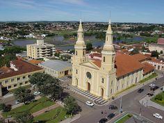 Castro, Paraná - Igreja Matriz Santana